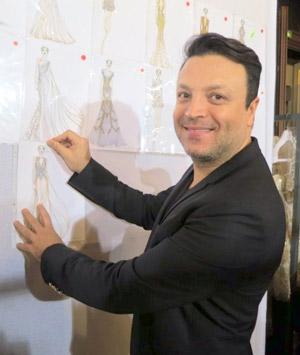 zuhair murad designer