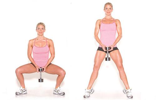 Упражнения для ног в домашних условиях для