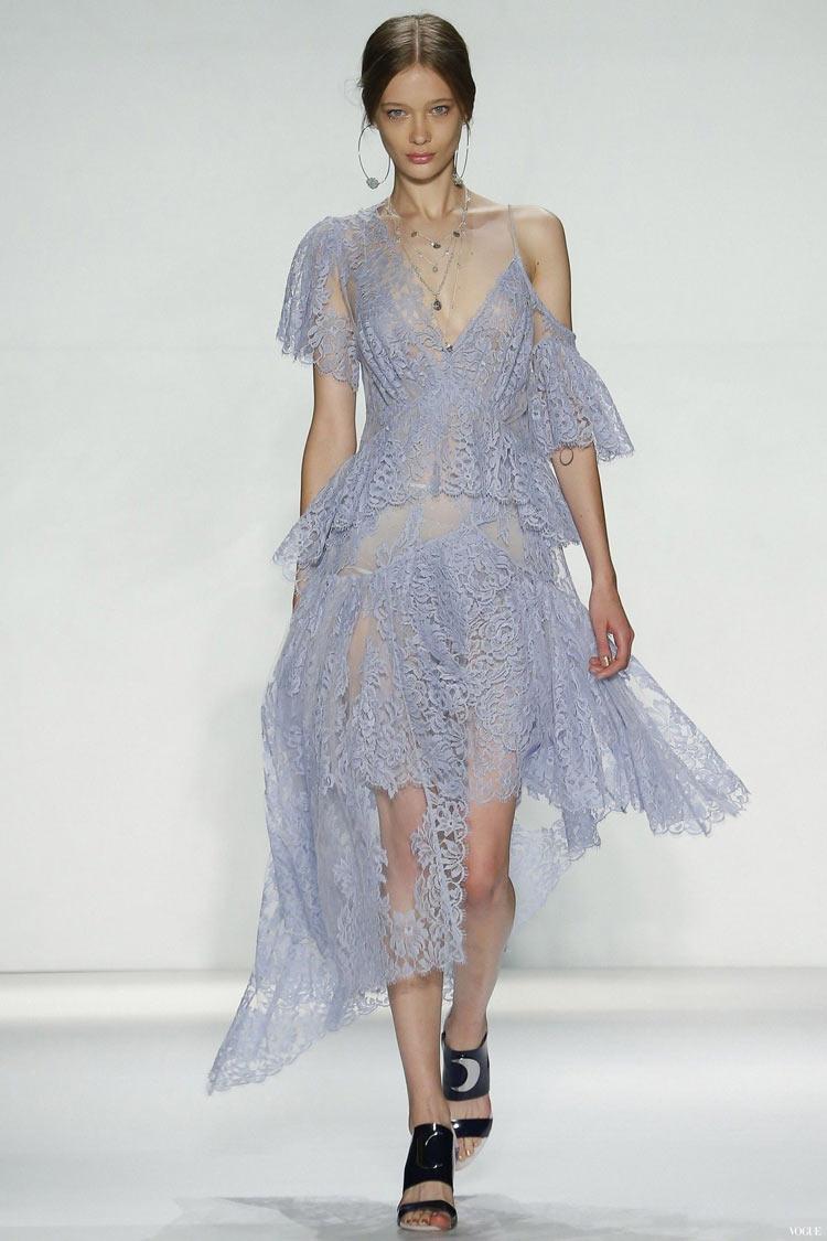 платье лето-весна 2016