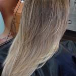 окрашивание волос техникой балаяж