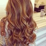 окрашивание белаяж на светлые волосы