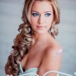 мелирование на длинные светлые волосы