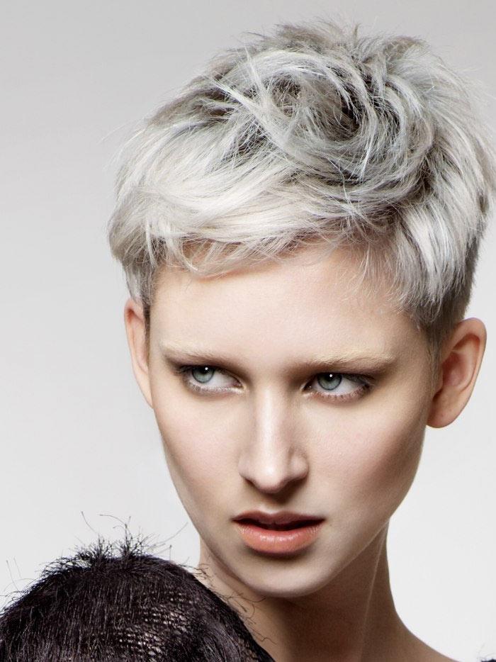 прически на короткие волосы 2016 для густых волос