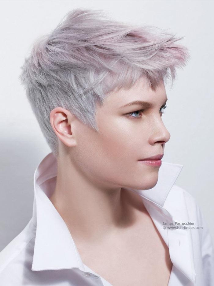 прически на короткие волосы 2016 для вьющихся волос