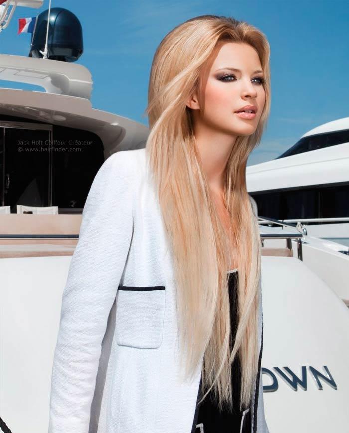прически для выпускного бала на длинные волосы