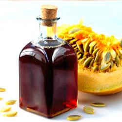Рецепт с тыквенным маслом